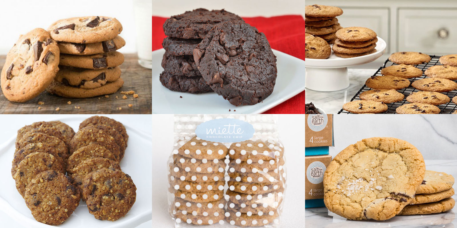 27 Best Chocolate Chip Cookies of 2017 - Store Bought Chocolate ...