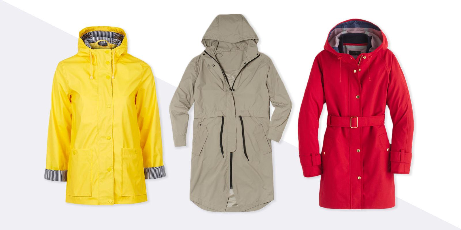 10 Best Rain Coats For Women In 2017 Chic Rain Coats And