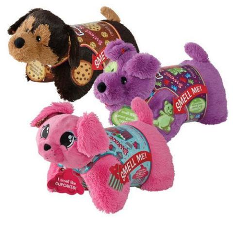 Vanilla Scented Dog Toys