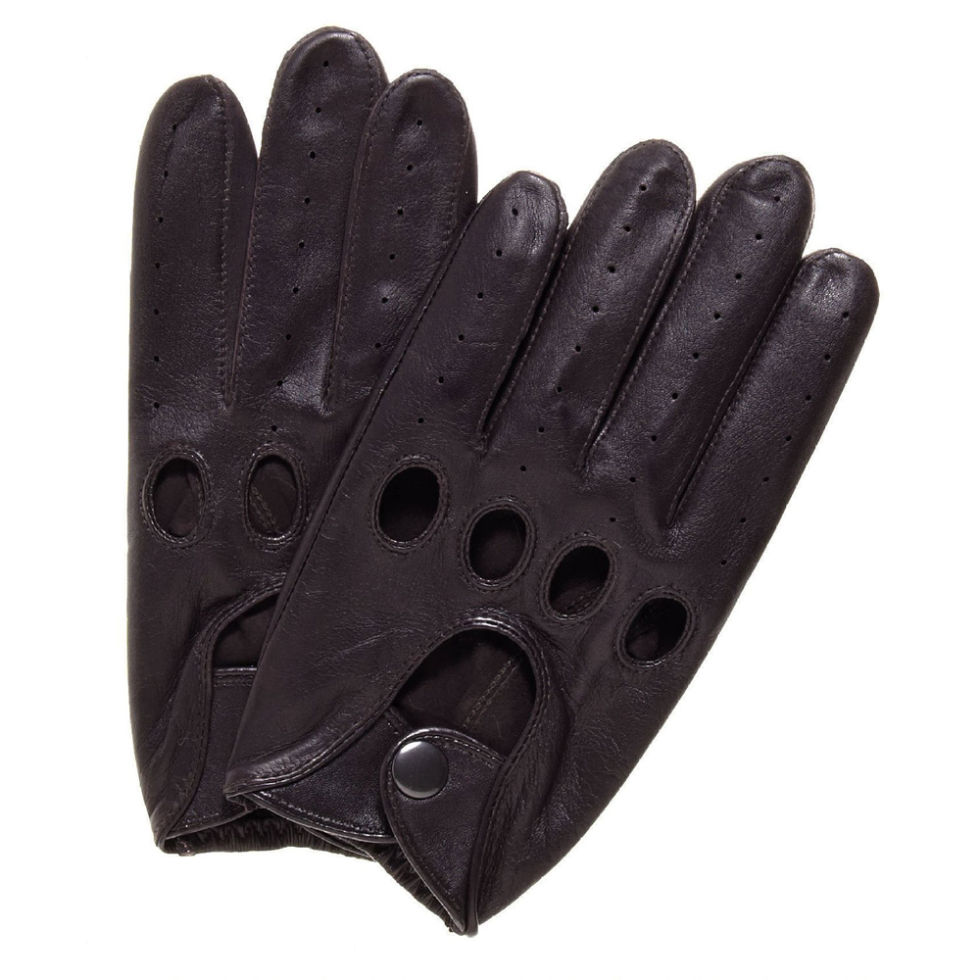 Handmade leather driving gloves - 12 Best Driving Gloves For Men 2017 Brown And Black Leather Gloves For Driving