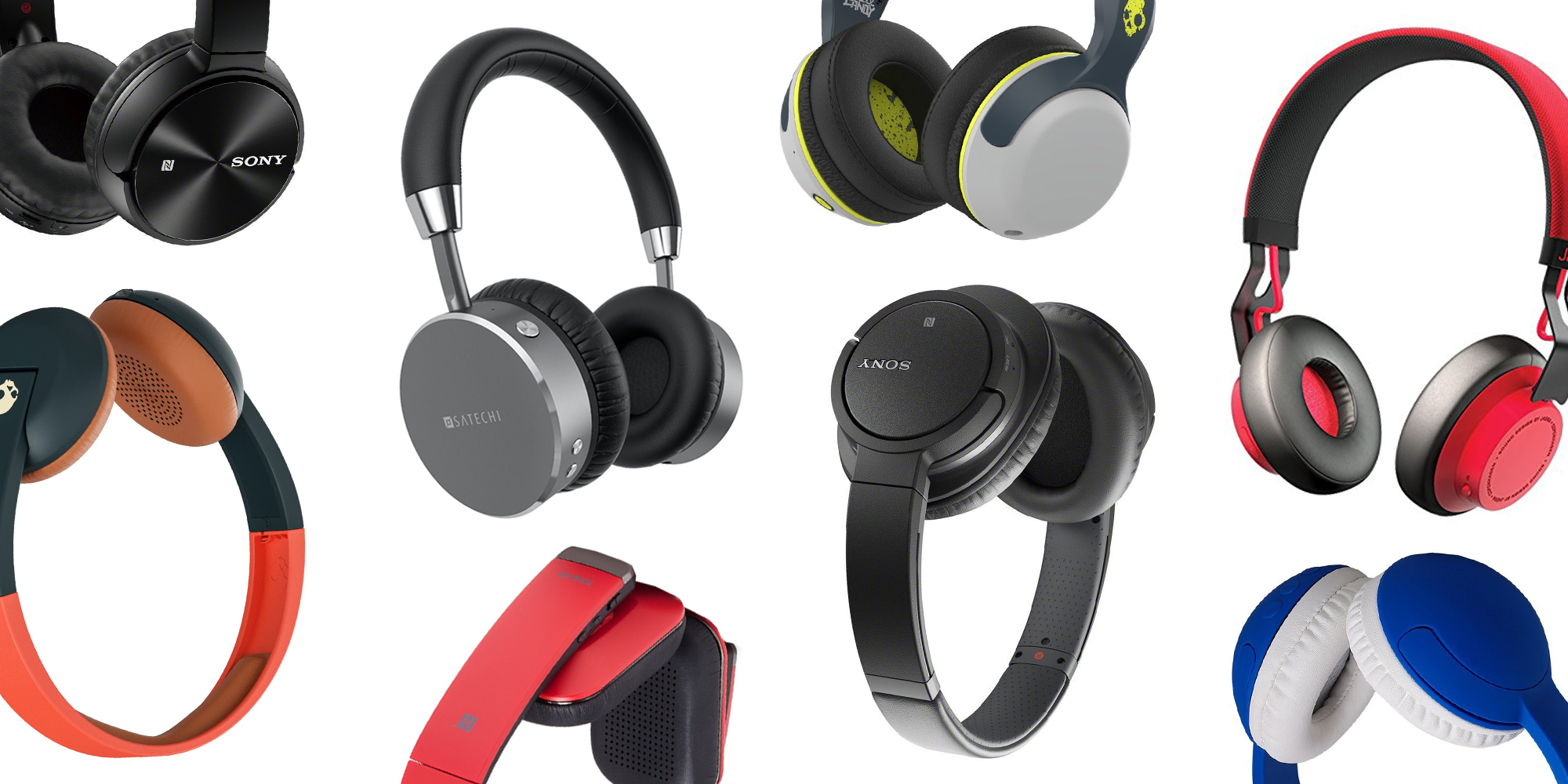 12 best cheap bluetooth headphones of 2018 over ear and on ear wireless bluetooth headphones. Black Bedroom Furniture Sets. Home Design Ideas