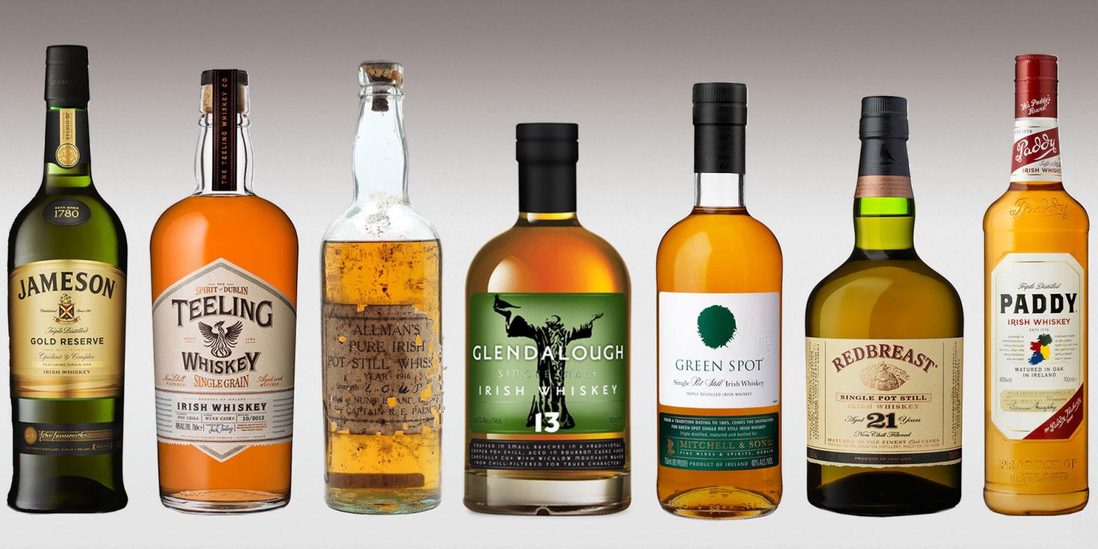 11 Best Irish Whiskey Brands Of 2016 Types Of Whiskey We