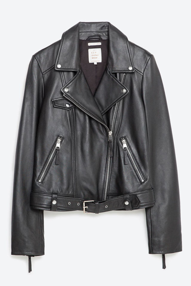 11 Best Leather Moto Jackets of Fall 2017 - Womens Faux & Leather ...