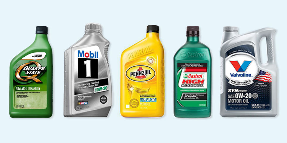 Which oil for car