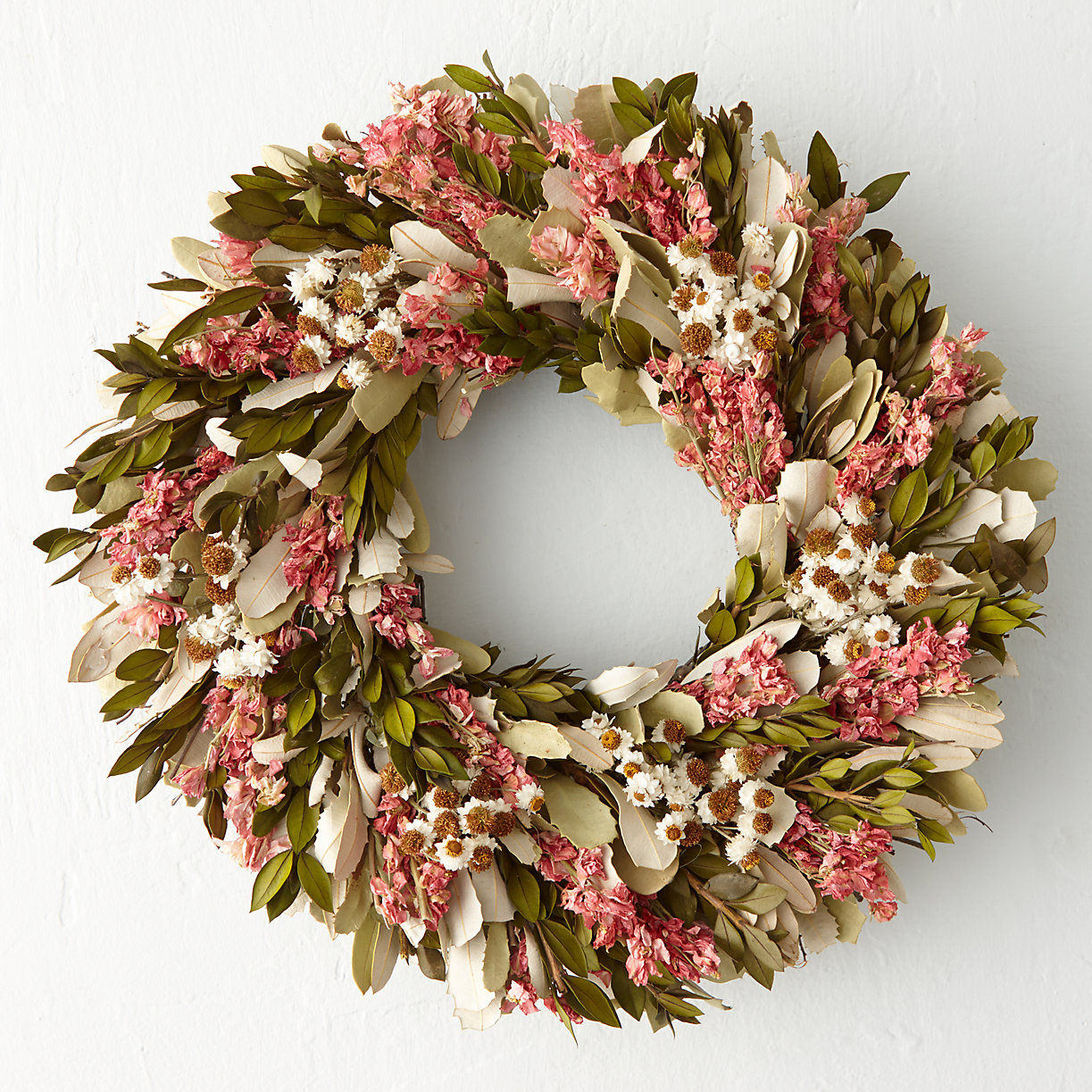 9 Best Spring Wreaths 2016 Beautiful Flower Wreaths For