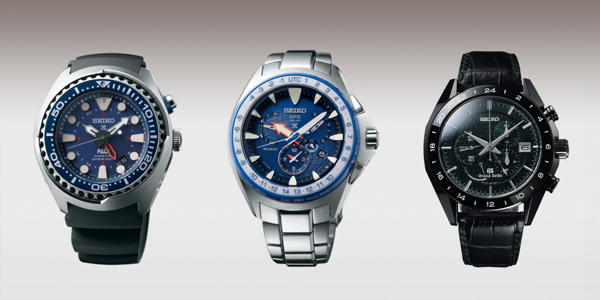 6 Best Seiko Watches As Seen At Baselworld 2018 Seiko