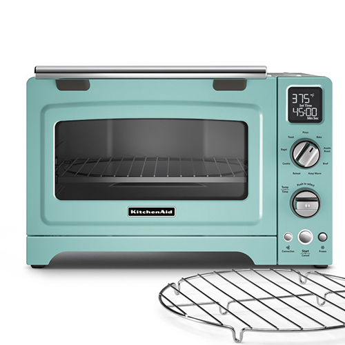 11 best toaster oven reviews 2016 top black decker cuisinart oster - Kitchenaid mini oven ...