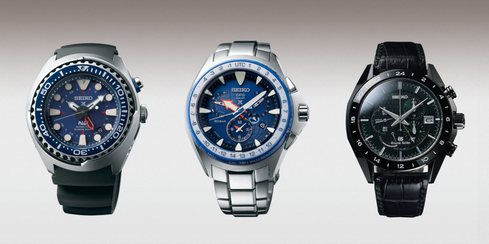 6 Best Seiko Watches As Seen At Baselworld 2017 Seiko