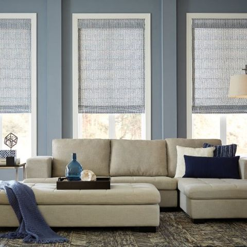 Blinds Classic Roman Shade
