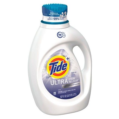 Tide Ultra Stain Release Liquid Laundry Detergent