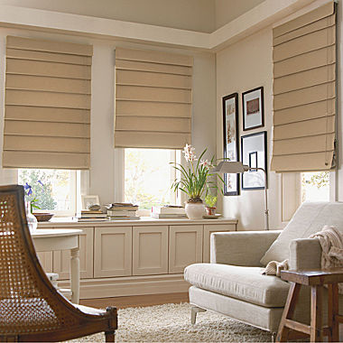 9 Best Roman Shades and Blinds 2018 - Structured Roman Window ...