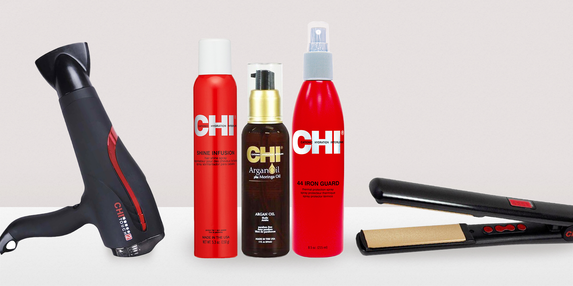 9 Best Chi Hair Products In 2017 Chi Flat Irons Shampoos And Hairspray We Love