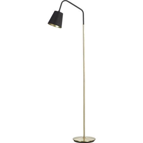 13 best standing floor lamps in 2018 modern floor lamps for Modern floor lamp cb2