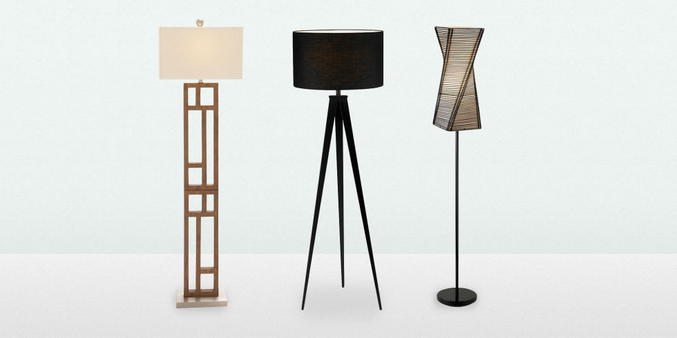 Image Gallery Modern Floor Lamps