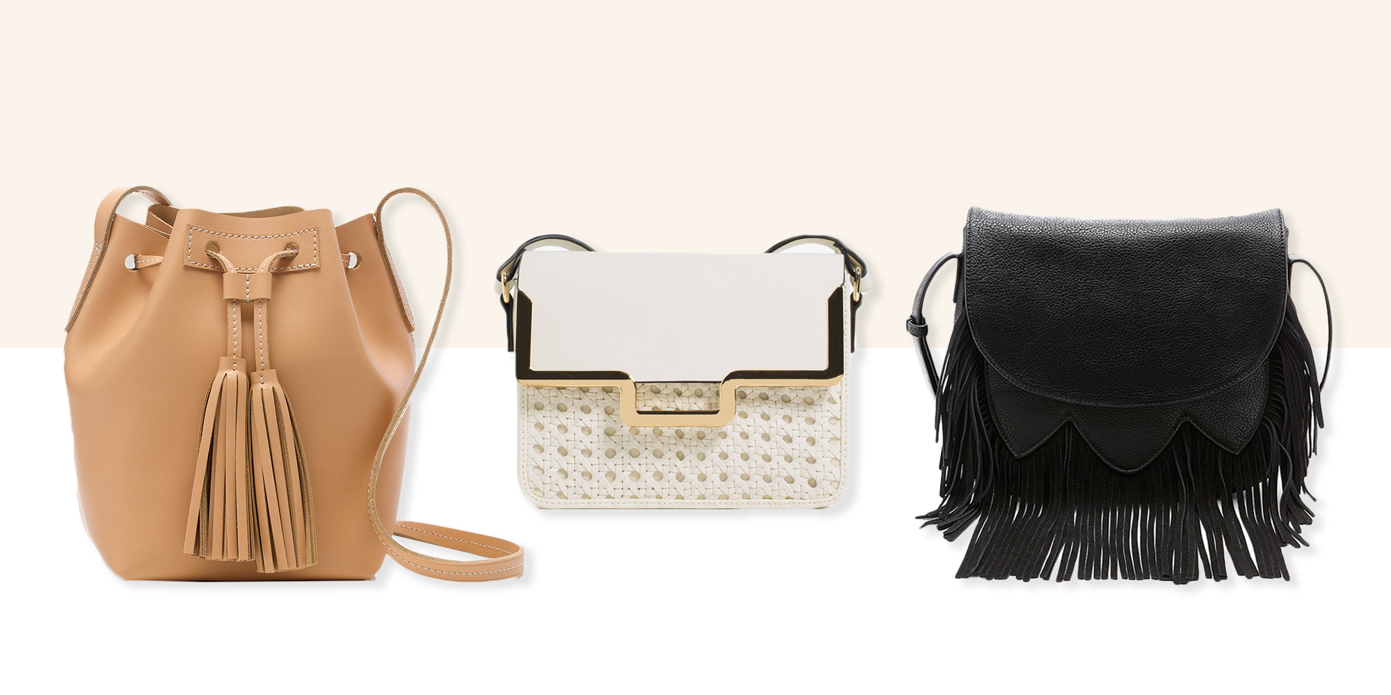 10 Best Crossbody Bags For Summer 2017 Leather