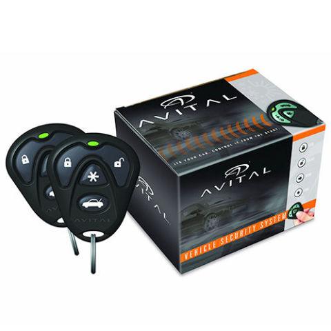 avital 5103l car alarm and remote start system
