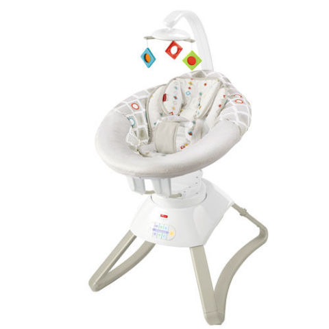 bright starts automatic bouncer instructions