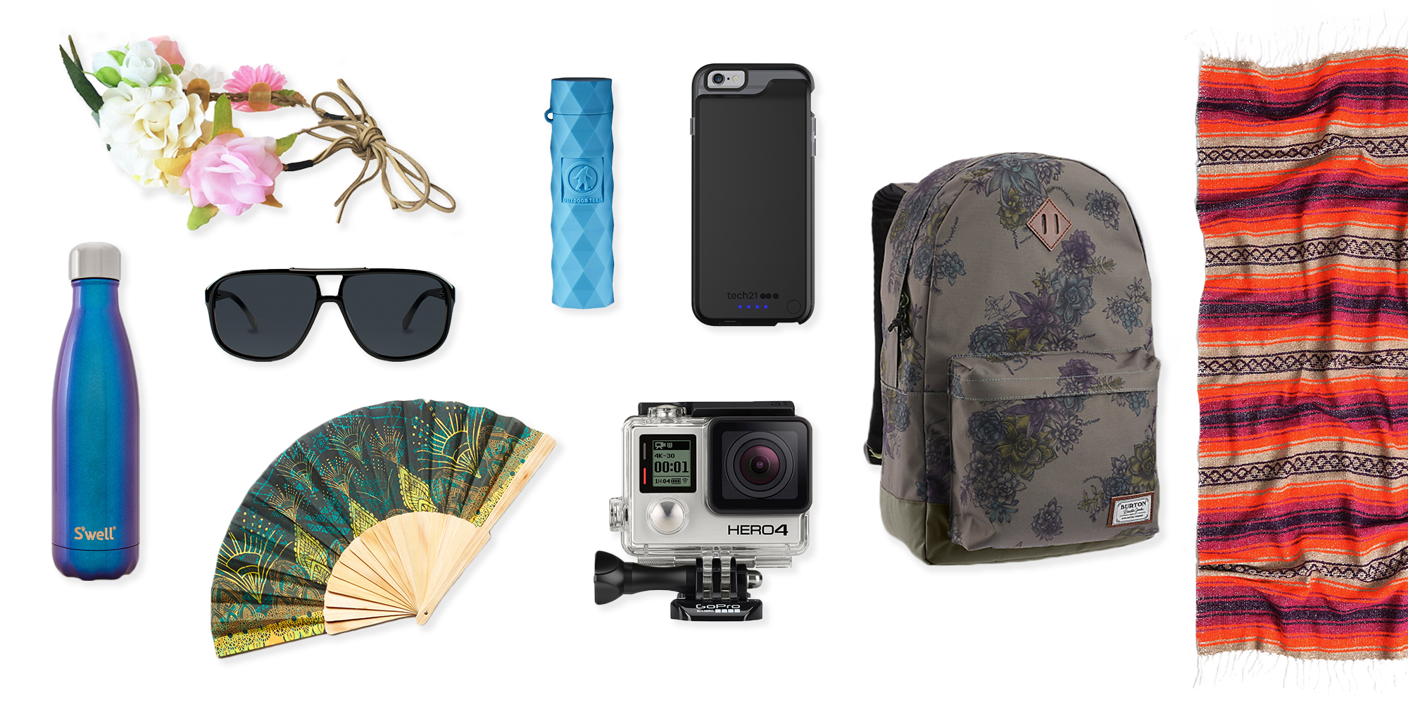 29 Summer Music Festival Essentials 2017
