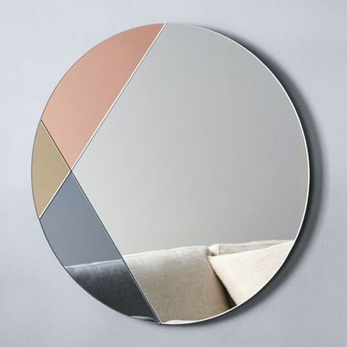 10 best decorative round mirrors 2018 round wall mirrors for Circle mirror