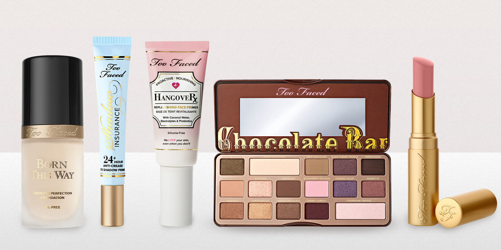 Top 10 Too Faced Cosmetics Makeup Picks Every Girl Needs in 2017