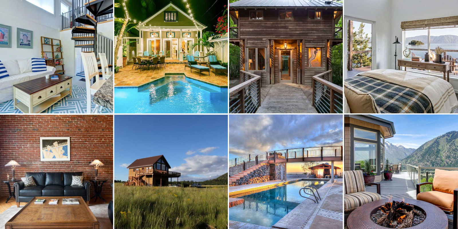 50 Best Vacation Rental Homes For Spring Break 2018