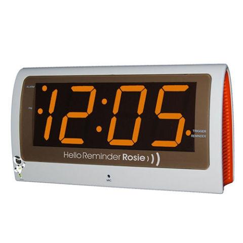 life assistant reminder rosie talking alarm clock