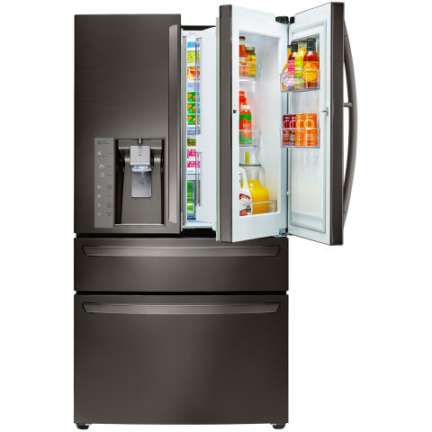 18 Best French Door Refrigerator Reviews 2017 - Top Refrigerators ...