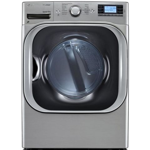 lg truesteam dryer how to clean sensors