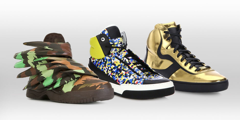 11 Best Men S High Tops Of 2017 Unique Designer Top Shoes