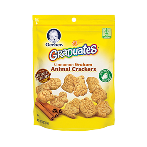 Animal Crackers Recipe — Dishmaps
