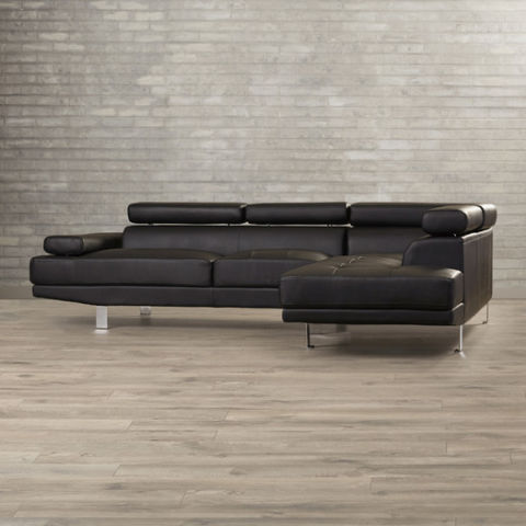 9 Best Sectional Sofas Couches 2017 Stylish Linen and Leather