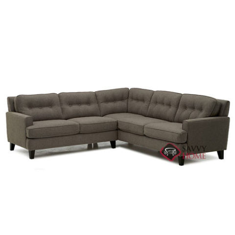 comthis lshaped sectional is no shrinking violet at 99 inches - L Shaped Sectional