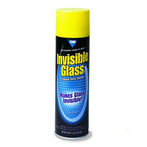 $3 BUY NOW On rare occasions, the cheapest products can be the best! Invisible Glass has been used by both amateurs and pros for years, offering a clean and spot-free shine to your car's windows for less than $5 a can.