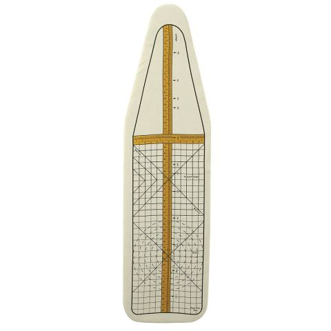 household essentials deluxe series sewing guide ironing board cover