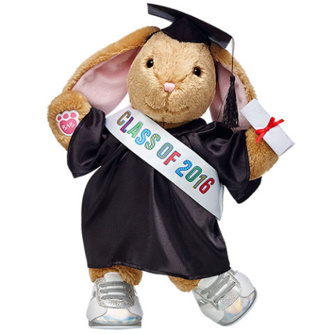 Build A Bear Graduation Sash