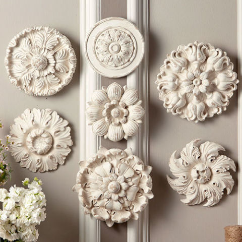 bliss home u0026 design chambord wall medallions
