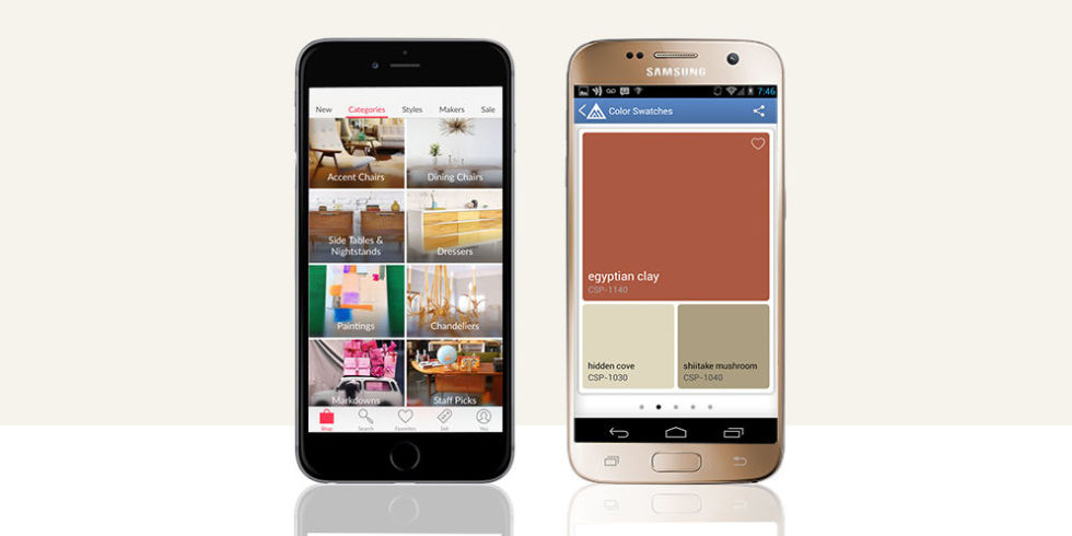 Home Decorating Apps For IPhone And Android Phones