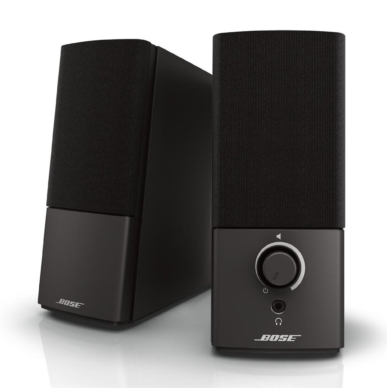 Bose Car Audio Speakers >> 15 Best Desktop Computer Speakers in 2017 - Reviews of PC Speakers for Computers