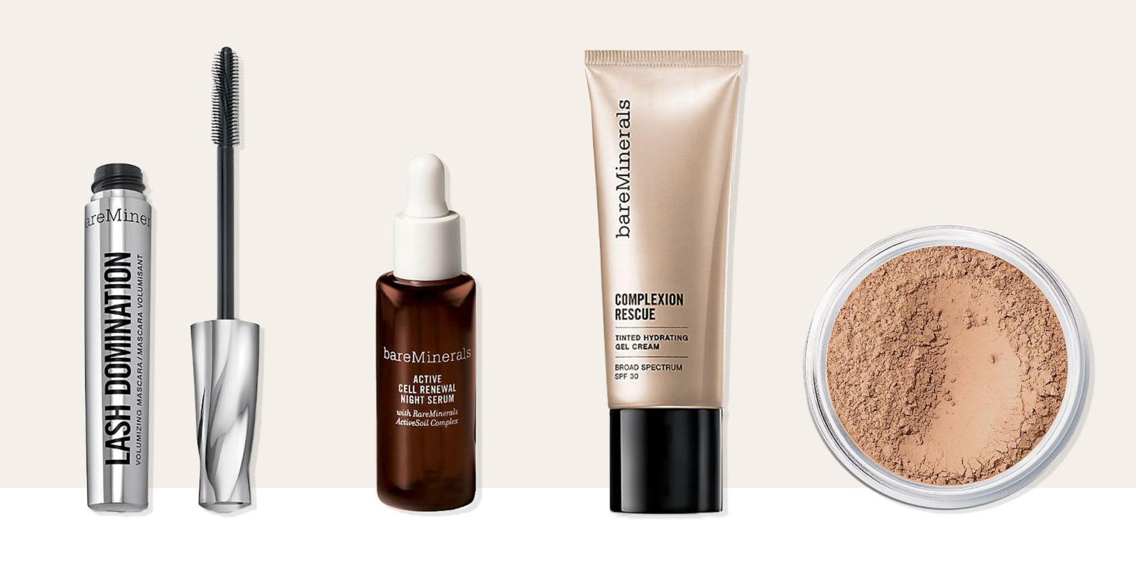 9 best bare minerals makeup skincare products 2018 bareminerals reviews. Black Bedroom Furniture Sets. Home Design Ideas
