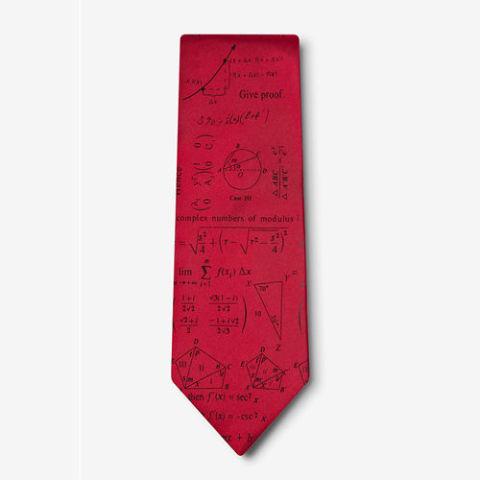 Ties.com Mathematics Tie