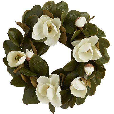 9 best summer wreaths in 2018 decorative door wreaths for Best place to buy wreaths