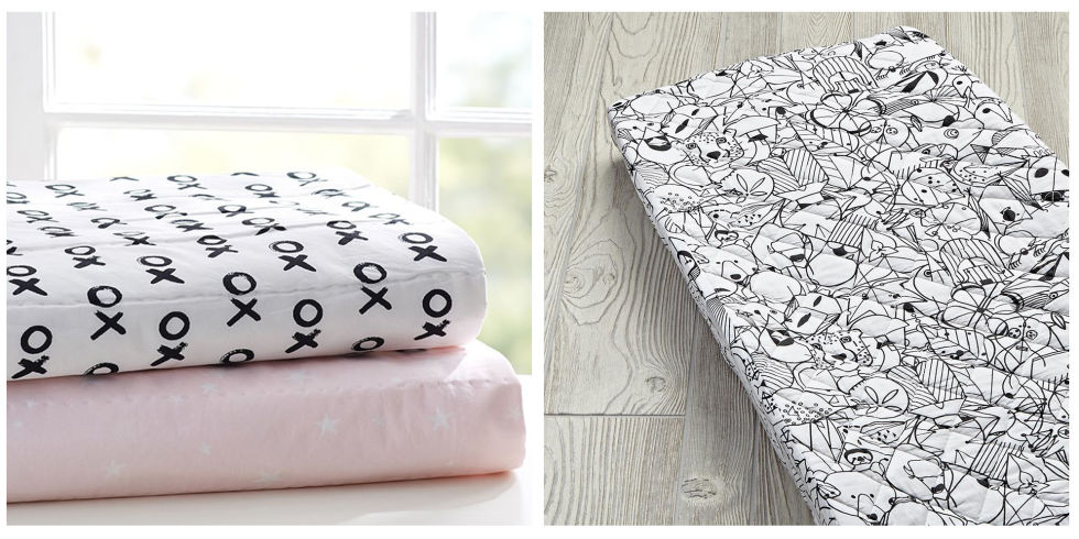 diaper changing table pads and covers