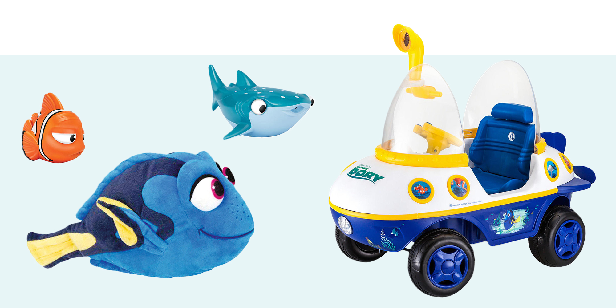 17 Best Finding Dory Toys And Accessories 2018 Finding