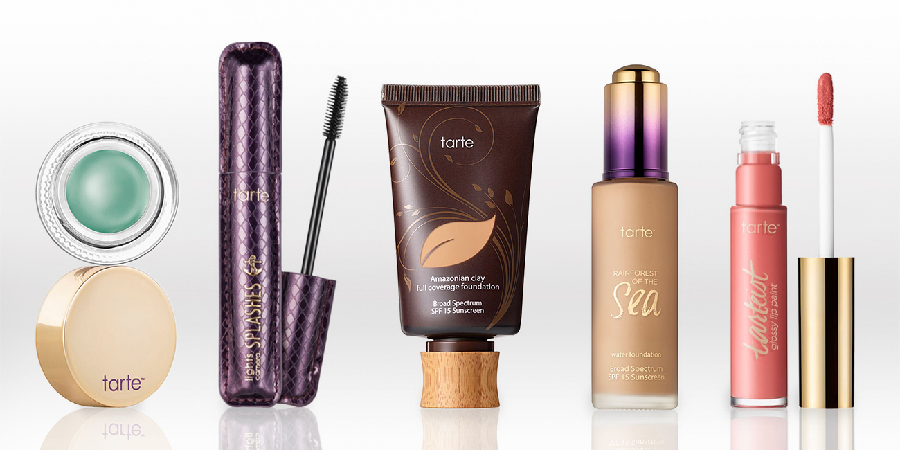 10 Best Tarte Cosmetics 2018 Tarte Makeup And Natural