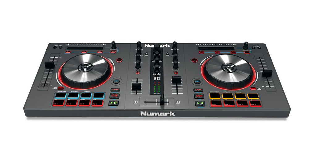 7 best dj mixers for beginners 2016 dj music mixers and controllers. Black Bedroom Furniture Sets. Home Design Ideas