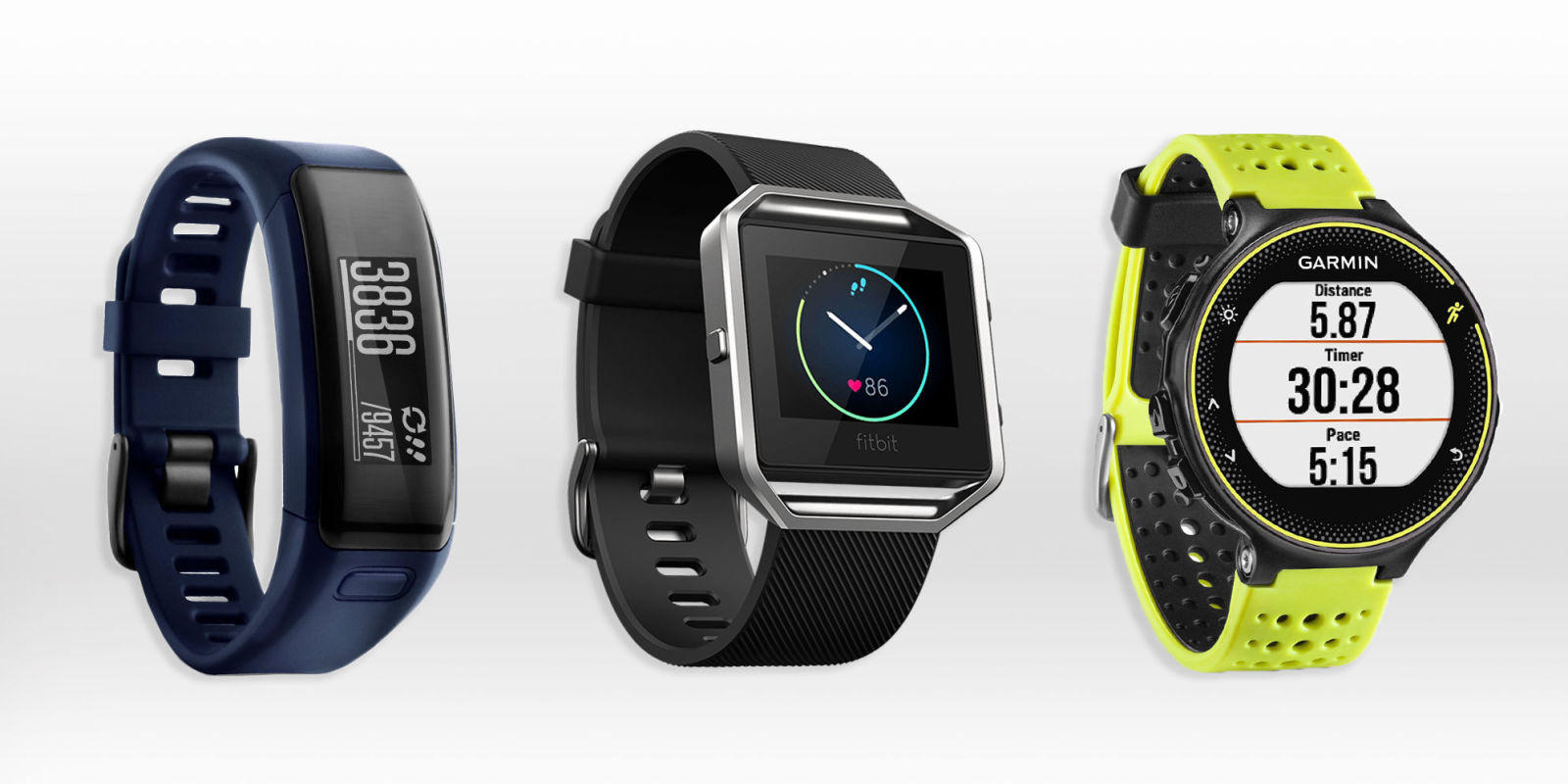 15 Best Fitness Trackers & Watches in 2017
