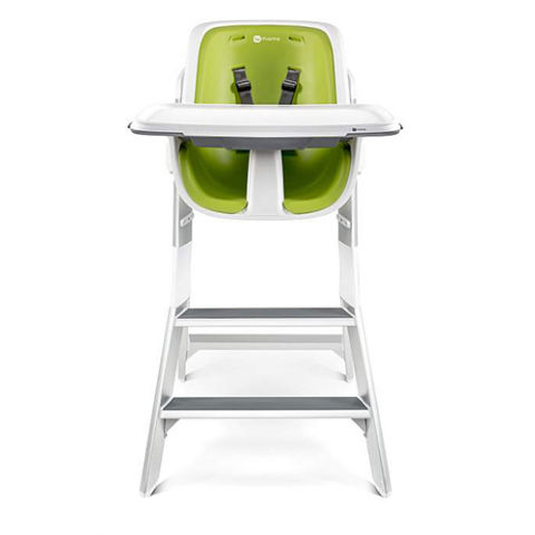 4moms High Chair Green And White