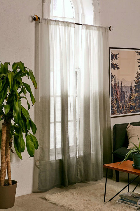 10 Best Sheer Curtains 2018 - Pretty Sheer Curtain Panels and Drapes