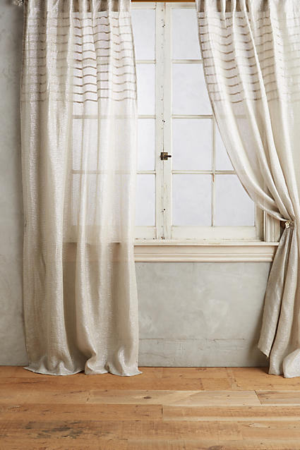 10 Best Sheer Curtains 2017 - Pretty Sheer Curtain Panels and Drapes