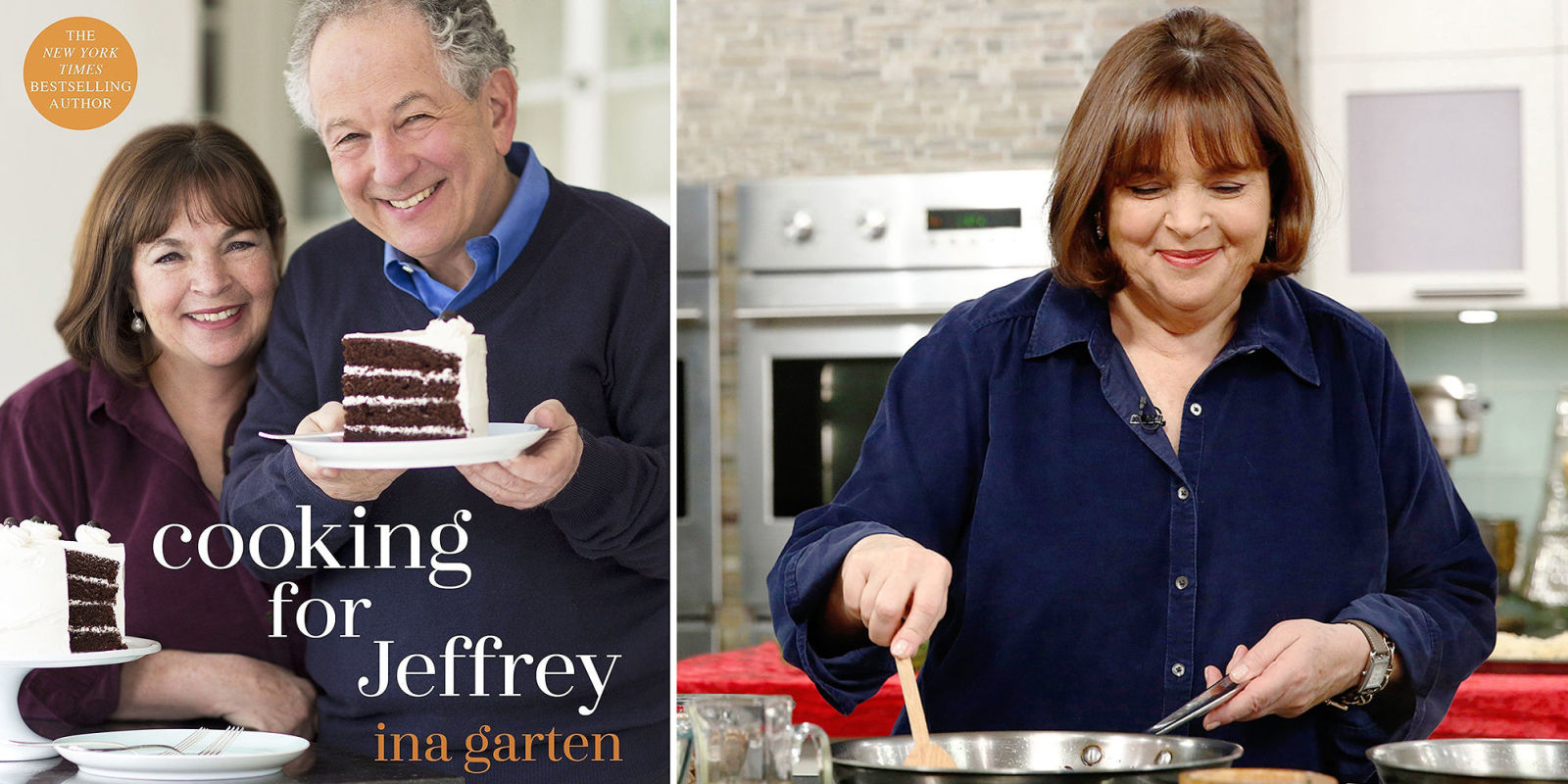 Barefoot Contessa Ina Garten S Cookbook Cooking For Jeffrey Goes